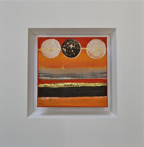 Alexandra von Burg, Senza titolo II, Abstract art