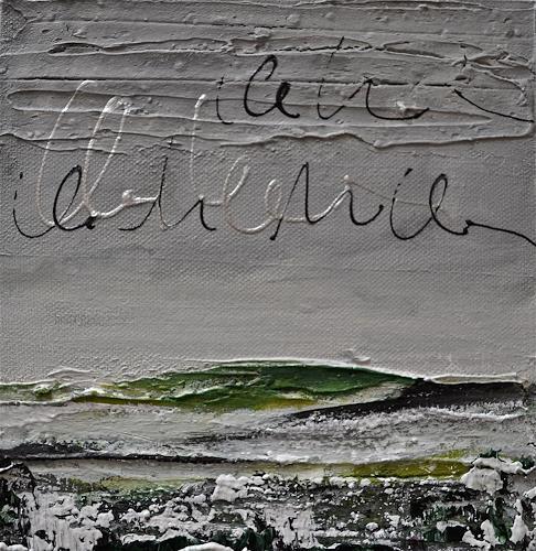 Alexandra von Burg, Aforisma I, Abstract art
