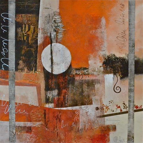 Alexandra von Burg, In Equilibrio, Abstract art