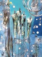 Alexandra-von-Burg-People-Group-Abstract-art