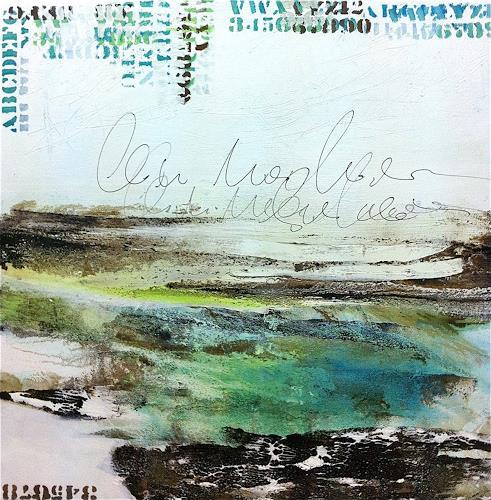 Alexandra von Burg, Purezza, Abstract art, Abstract Expressionism