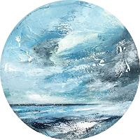 Alexandra-von-Burg-Landscapes-Sea-Ocean-Modern-Age-Abstract-Art