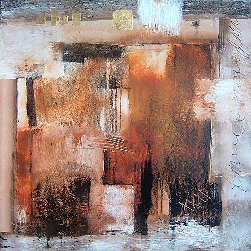 Alexandra von Burg, Forme e non forme 1, Abstract art, Abstract Art, Modern Age
