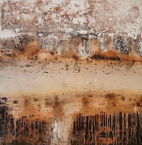 Alexandra von Burg, Forme e non forme 2, Abstract art