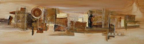 Alexandra von Burg, Un velo di dolcezza, Abstract art, Abstract Art, Modern Age