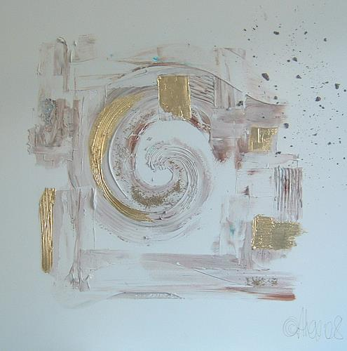 Alexandra von Burg, In - completa, Abstract art, Abstract Art