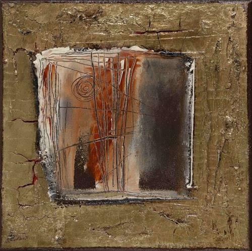 Alexandra von Burg, Sfida 1, Abstract art, Abstract Art, Modern Age