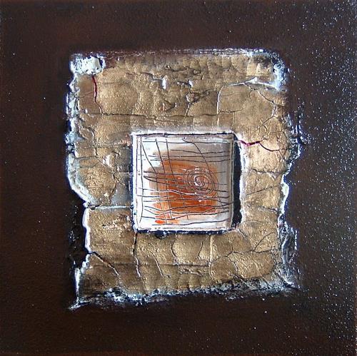 Alexandra von Burg, N/T, Abstract art, Abstract Art, Modern Age