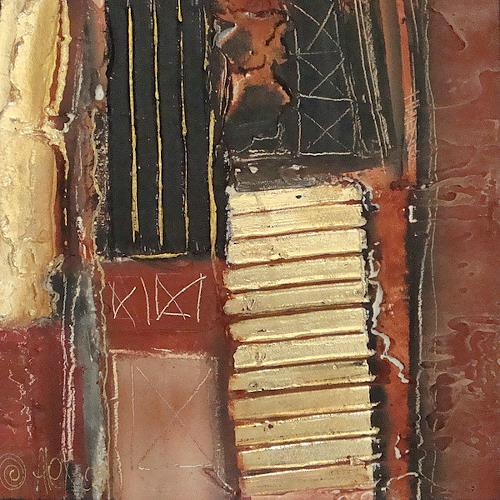 Alexandra von Burg, Senza titolo, Abstract art, Abstract Art, Modern Age