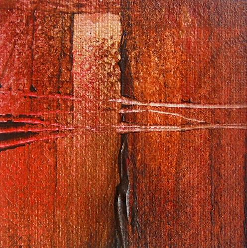 Alexandra von Burg, O/T, Abstract art, Abstract Art
