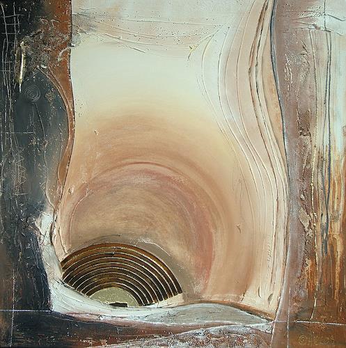 Alexandra von Burg, Aurora, Abstract art, Abstract Art