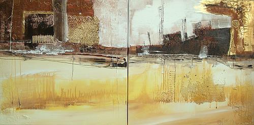 Alexandra von Burg, O. R. O., Abstract art, Abstract Art