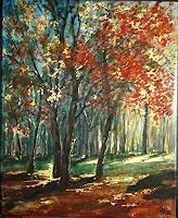 Riwi-Nature-Wood-Times-Autumn-Modern-Age-Impressionism