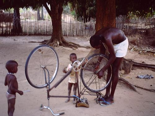hermann hirschberger, casamance-bike, Leisure, Movement, Arte Cifra