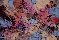 Johanna-Leipold-Mythology-Abstract-art-Modern-Age-Abstract-Art