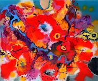 Johanna-Leipold-Abstract-art-Emotions-Joy-Modern-Age-Abstract-Art