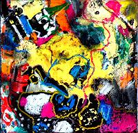 Johanna-Leipold-Fantasy-Abstract-art-Modern-Age-Abstract-Art
