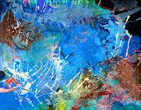 Johanna-Leipold-Abstract-art-Landscapes-Sea-Ocean-Modern-Age-Abstract-Art