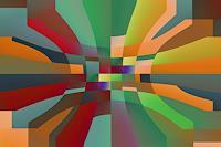 Niko-Bayer-Decorative-Art-Abstract-art-Modern-Age-Abstract-Art