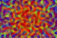 Niko-Bayer-Abstract-art-Decorative-Art-Modern-Age-Abstract-Art-Non-Objectivism--Informel-