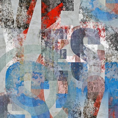 Niko Bayer, 2611191725, Decorative Art, Symbol, Constructivism, Expressionism