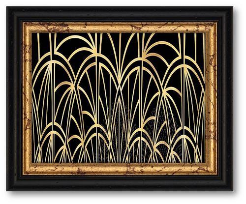 Niko Bayer, 1601201609, Abstract art, Fantasy, Art Déco