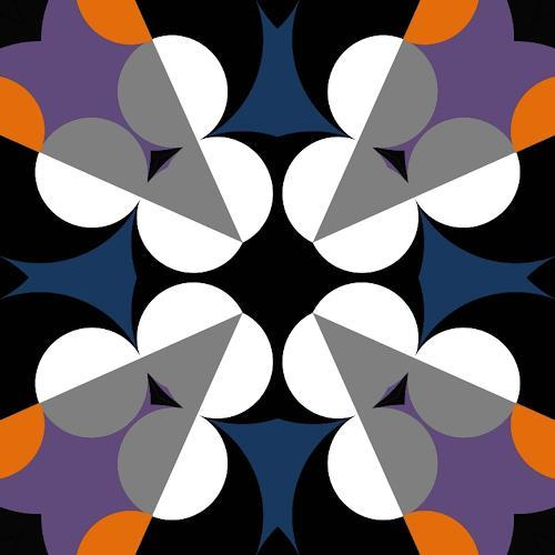 Niko Bayer, 1801200300, Abstract art, Fantasy, Constructivism