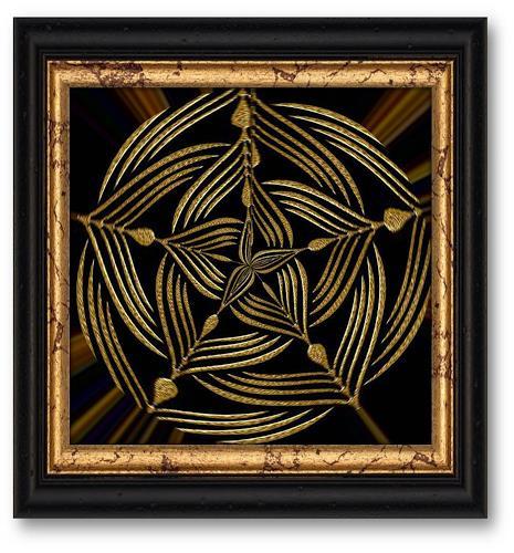 Niko Bayer, 1901201051, Abstract art, Fantasy, Art Déco