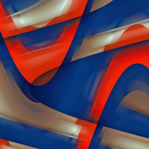 Niko Bayer, 0604201402 - Flow, Abstract art, Fantasy, Abstract Art, Abstract Expressionism