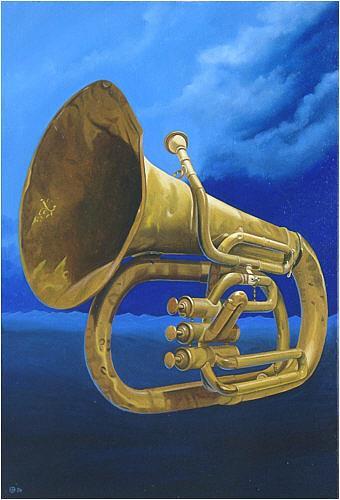 Günter Bauer, Tuba, Music: Instruments, Miscellaneous, Expressionism