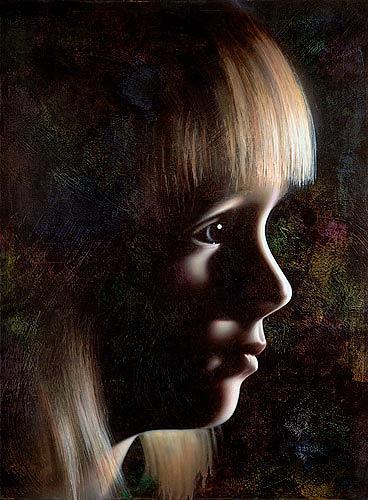 Achim Prill, Destiny, Emotions: Grief, People: Children, Naturalism