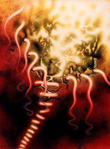 Achim Prill, Glueless, Miscellaneous, Movement, Contemporary Art