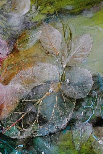 Elke Henning, Ausschnitt Blätterwald, Miscellaneous, Others, Expressionism