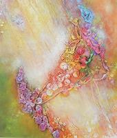 Elke-Henning-Plants-Fantasy-Modern-Age-Abstract-Art
