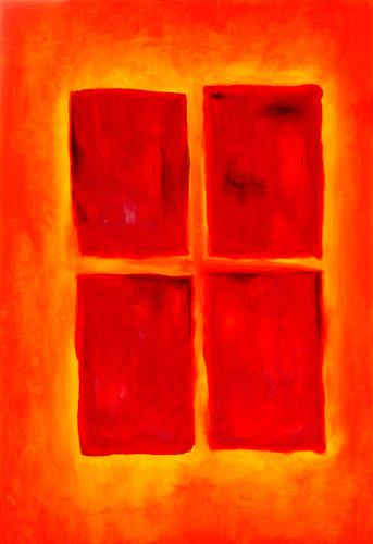 Hubert König, Lichtblick, Abstract art, Others