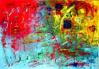 Hubert-Koenig-Abstract-art-Emotions-Fear