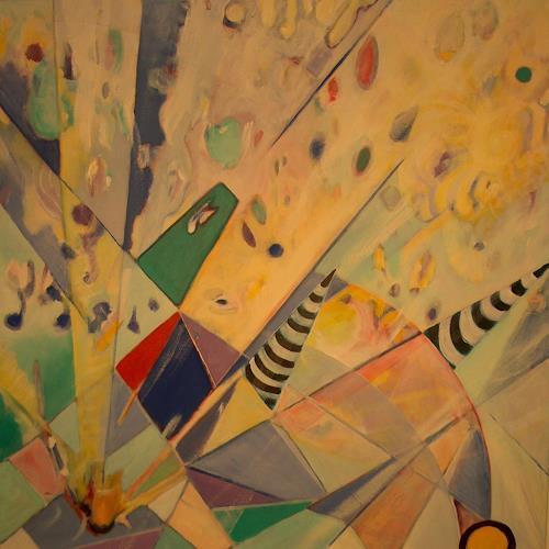 Thomas Joerger, Elephant en air, Miscellaneous, Movement, Contemporary Art