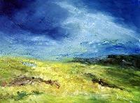 Uwe-Zimmer-Landscapes-Spring-Emotions-Joy-Modern-Age-Impressionism-Neo-Impressionism