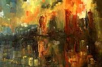 Uwe-Zimmer-Interiors-Cities-Industry---Modern-Age-Expressionism-Abstract-Expressionism
