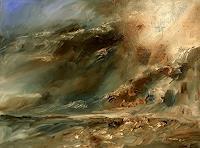 Uwe-Zimmer-Landscapes-Sea-Ocean-Landscapes-Sea-Ocean-Modern-Age-Impressionism-Neo-Impressionism