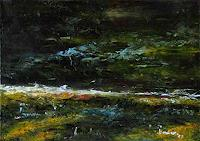 Uwe-Zimmer-Landscapes-Sea-Ocean-Nature-Water-Modern-Age-Impressionism-Neo-Impressionism