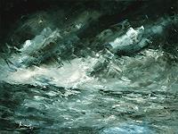Uwe-Zimmer-Landscapes-Sea-Ocean-Nature-Water-Modern-Age-Modern-Age