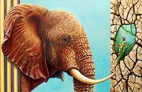 Heino-Karschewski-Animals-Land-Fantasy-Modern-Times-Realism