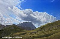 Manfred-Hoenig-Landscapes-Mountains-Nature-Miscellaneous-Modern-Times-Realism