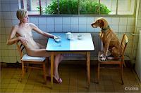 Corwin von Kuhwede, das gemeinsame Frühstück