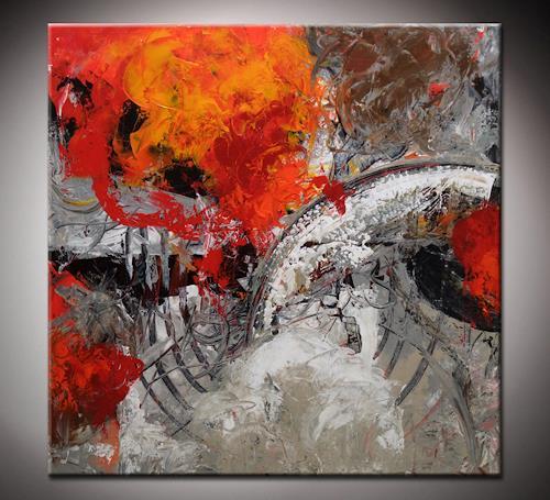 Klaus Boekhoff, opus 400, Abstract art
