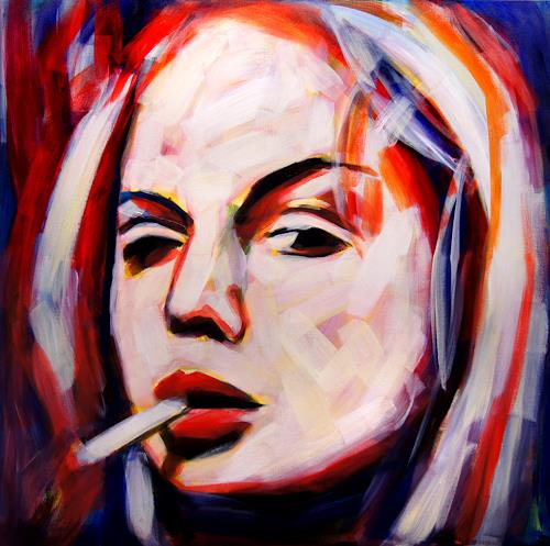 Klaus Boekhoff, ot, Abstract art, Abstract art, Realism