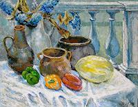 Willi-Ruf-Still-life-Modern-Age-Impressionism