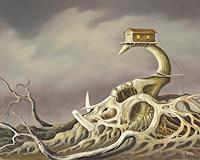 Joachim-Lilie-Fantasy-Fairy-tales-Contemporary-Art-Post-Surrealism
