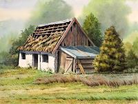Joachim-Lilie-Landscapes-Summer-Nature-Modern-Times-Realism